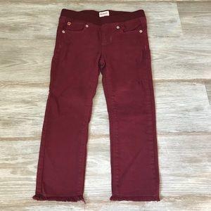 Hudson Jeans Bottoms - Hudson-Kids Raw Hem Skinny Jeans
